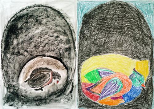 Kunsttherapie, therapeutischen Prozeß